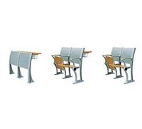阶梯教室课桌椅价格 阶梯教室排椅课桌椅批发 促销价格