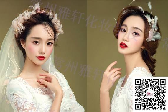 常州武进有没有高端的化妆培训,想进修_常州雅轩