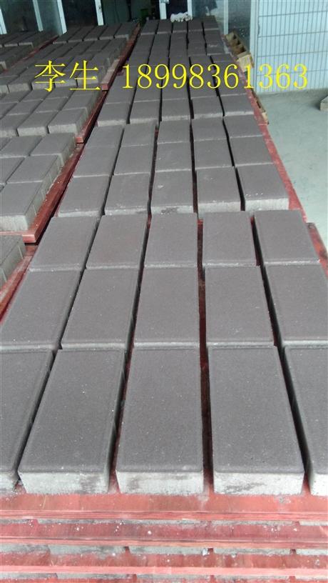 广州透水砖标准铺设