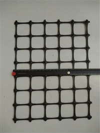 塑料双向拉伸土工格栅加工定做  双向拉伸土工格栅
