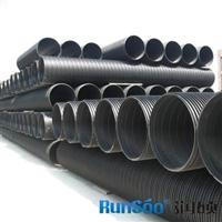 江蘇廠家供應hdpe塑鋼纏繞管dn400 PE排污管