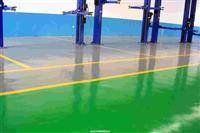车库地坪漆施工/厂房环氧地坪砂浆层重要性