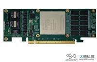 1-基于Xilinx XCKU115的半高PCIe x8 硬件加速卡