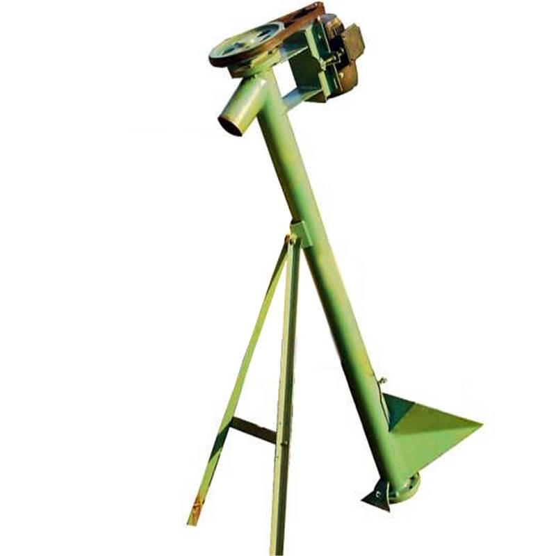 薯粉用TL219mm管径不锈钢U型螺旋式上料机参数 LJ8