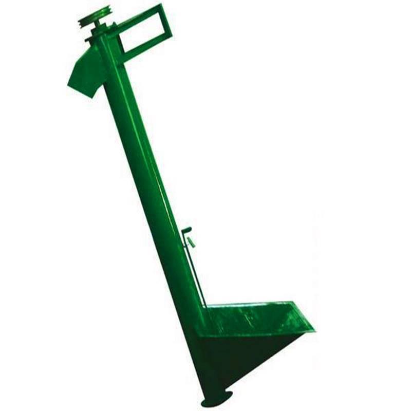 锯末输送上料用 倾斜螺旋输送机 按图纸价格定制LJ8