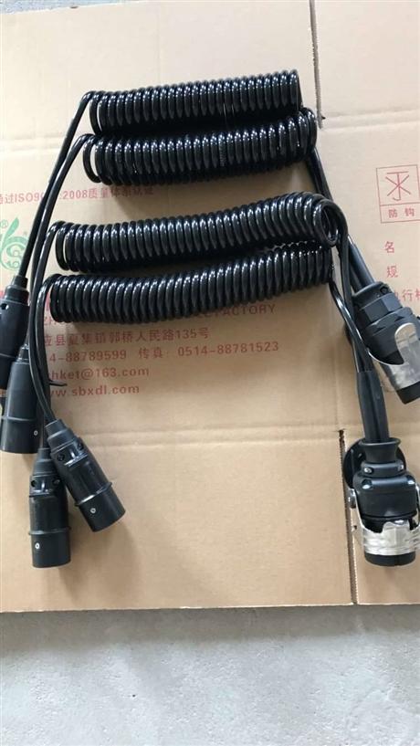 螺旋电缆的选择