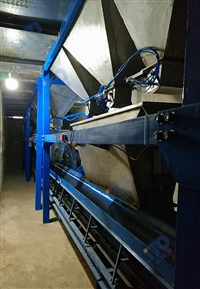 BB肥生产线--配料系统--秦皇岛力拓科技
