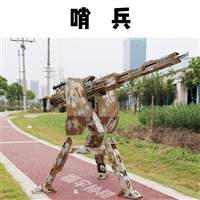 游樂場娛樂氣炮槍-軍事主題公園打靶設備-振宇協和氣炮槍