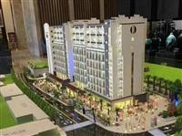深圳全新楼盘 布吉文博宫花园名仕轩  复式精装两房128万一套左右