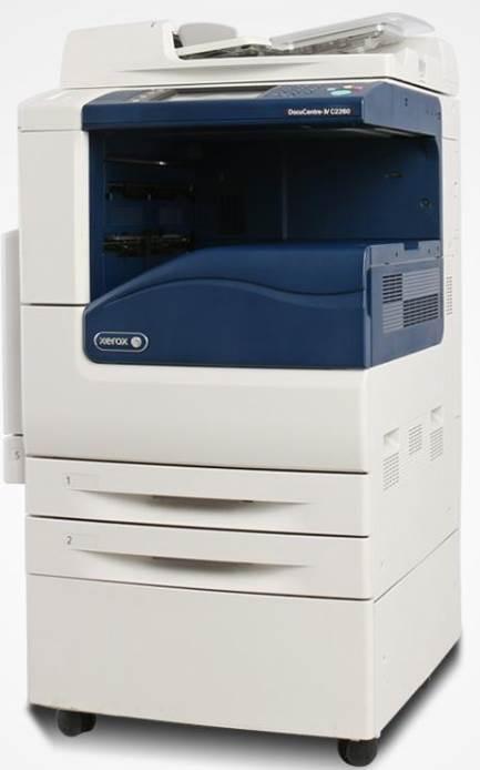 施乐彩色复印机推荐复印机出租