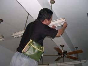 上海黄浦区家庭照明线路维修 线路老化更换