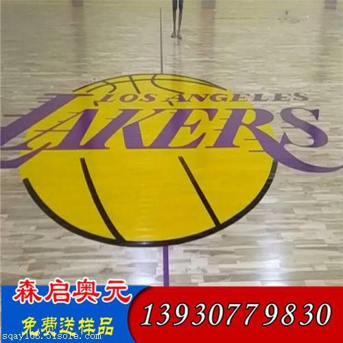 实木指接地板是篮球馆专业地板