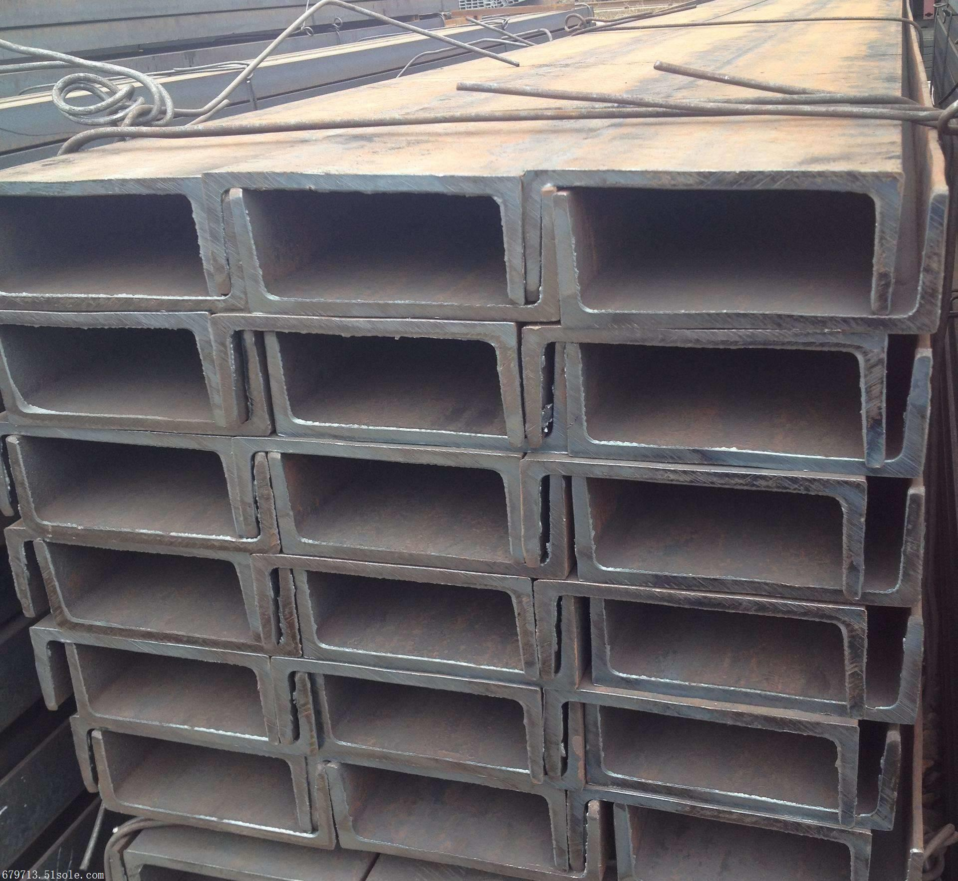 云南槽钢厂家 昆明镀锌槽钢批发