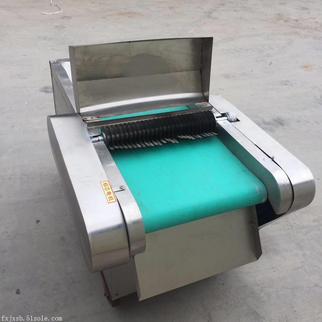 猴头菇切片切丁机 富兴不锈钢牛蒡胡萝卜切丝机 广东糍粑切丁机