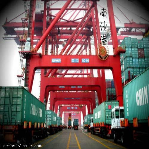 盐田服装进口海运代理公司