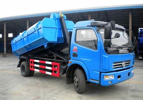 12吨勾臂垃圾车批发多少钱一辆