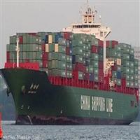 皇岗仪表进口海运代理公司