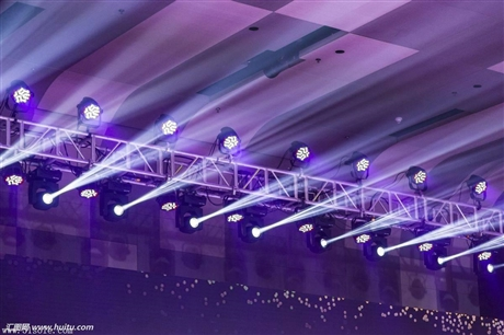重庆音响出租-桁架舞台灯光LED屏出租