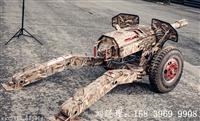 沈陽方特槍林彈雨氣炮槍項目-駐馬店氣炮廠家供