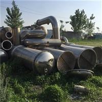 二手优品不锈钢蒸发器    紧急处理不锈钢薄膜蒸发器