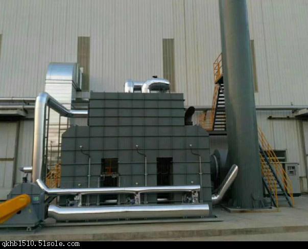 宿州rto焚烧炉催化燃烧装置制作图纸