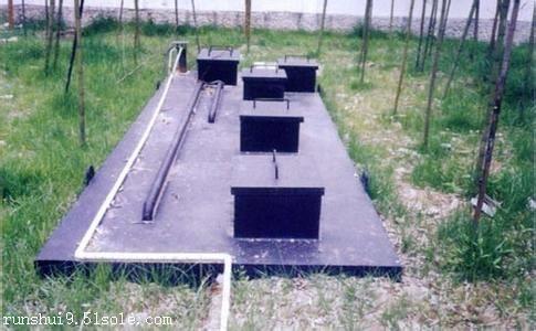 生活污水处理设备定制生产