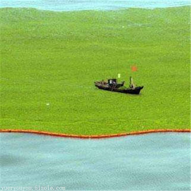 河道垃圾拦截浮筒 电站拦污浮筒安装方案