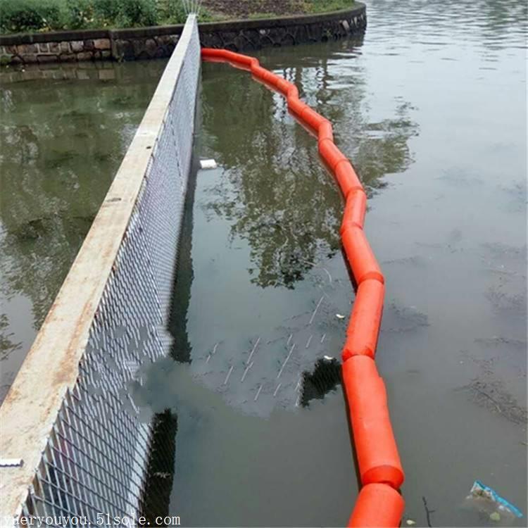 水电站拦污浮筒 拦渣排永久性拦污浮筒介绍