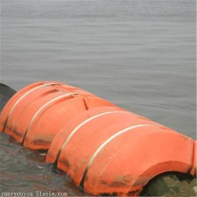 抽沙管道浮筒 排沙管道配套浮筒价格