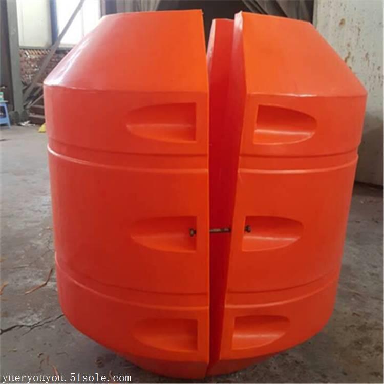 管道浮筒 填海疏浚浮体 抽砂管道浮子生产厂家