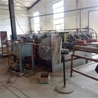 4*8尺 全自动三压二拼板热压机18年产  带锅炉、涂胶机 低价处理