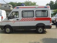 依维柯A32标准型救护车