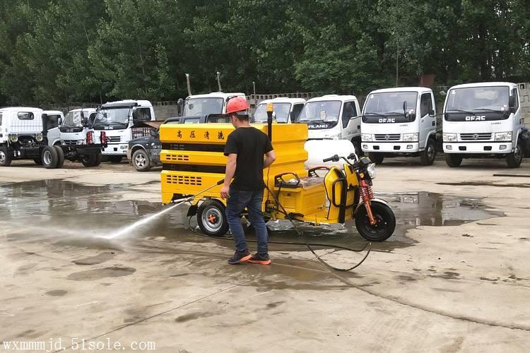 天津市国三洒水车2吨价格-绿化专用