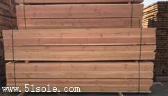 莱芜樟子松工程方木板材