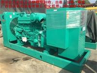 廣西防城港柴油發電機回收