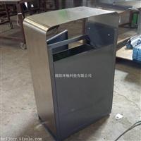 定制款优质垃圾箱 不锈钢方形垃圾箱 成都周边垃圾桶厂 201不锈钢