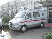 依维柯A32模具型救护车