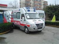 依维柯A37监护型救护车