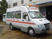 救护车依维柯A42矿山救护车