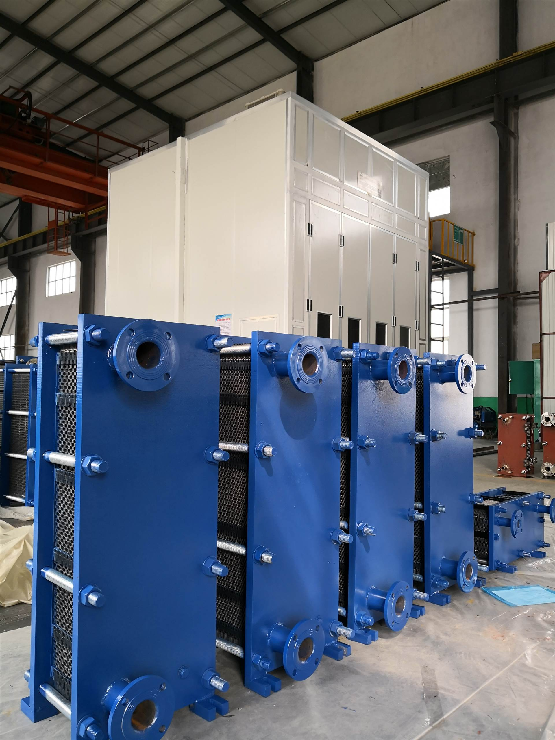 MBR1.8型板式换热器 原理 板式换热器怎么选购