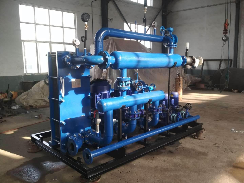 BR0.7型板式换热器参数 板式换热器机组厂家
