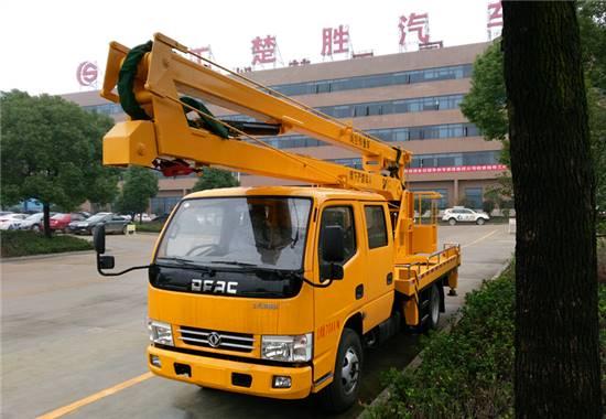 东风8米--24米登高车高空作业车多少钱