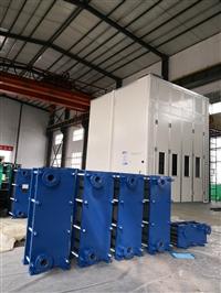 MBR0.23型板式换热器 参数 板式换热器机组厂家