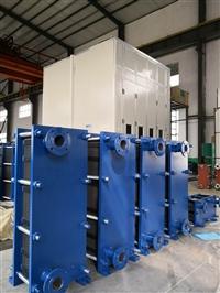 山东板式换热器参数 板式换热器清理