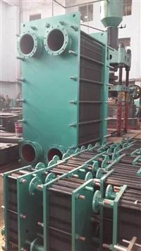 小型板式换热器参数 板式换热器的维护保养注意事项