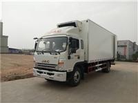 小型冷藏车河南许昌工厂