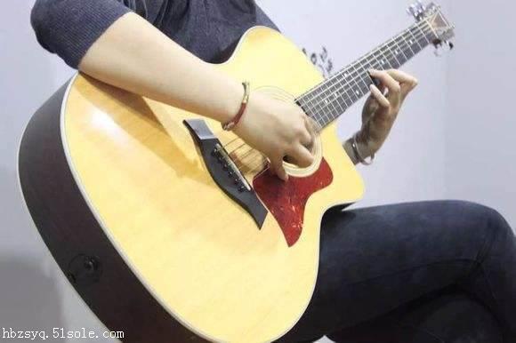 吉他教学零基础自学步骤