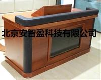 木质审讯桌配套齐全/供应木质讯问桌