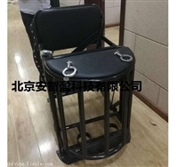 软包铁质讯问椅用途介绍/加固型监狱约束椅
