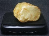 白田黃原石品相不好還有人要嗎